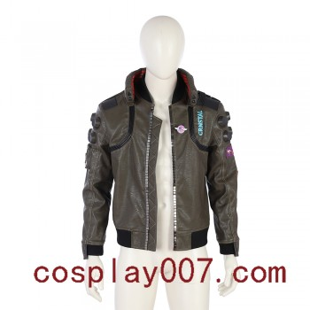 Cyberpunk 2077 man jacket customize
