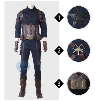 Avengers Infinity War Captain America hi