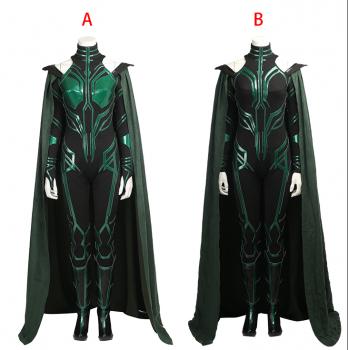 Thor Ragnarok Hela Cosplay Costume