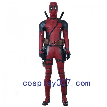 Deadpool 2 high quality cosplay costume