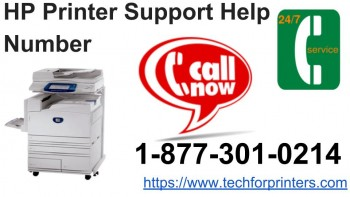HP Printer Support HelpNumber 8773010214