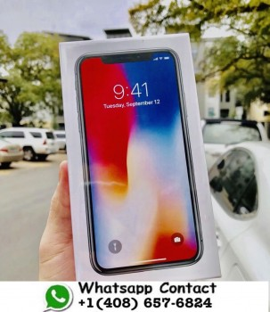 iPhone X 256GB  (Factory Unlocked)