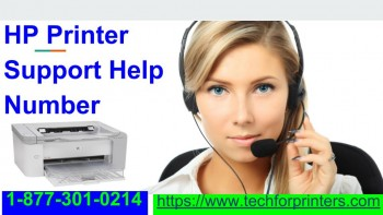 HP printers Support Number 877 301 0214