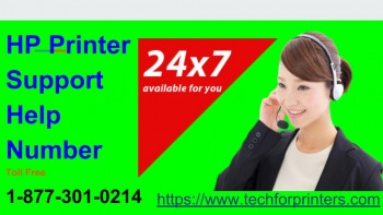 877 301 0214 Hp Printers Support Number