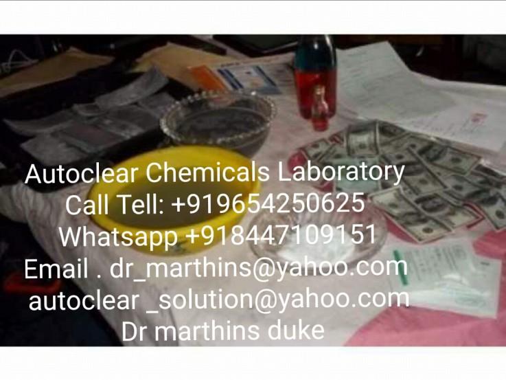 SSD CHEMICALS AU ...
