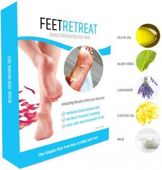 Buy Feet Peeling Mask Online | feetretre