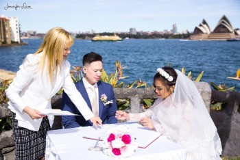 Wedding Celebrant in Sydney for All Occasions