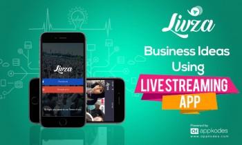 Video streaming app script from Appkodes