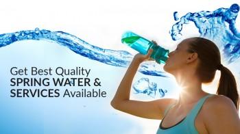 Get Energised Spring Water