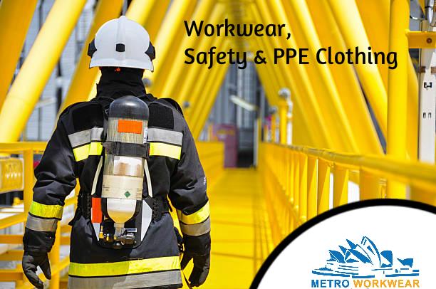 Workwear, Safety & PPE Clothing