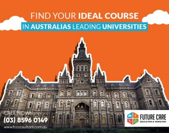 Find your ideal course in Australia melbourne University Master Digree
