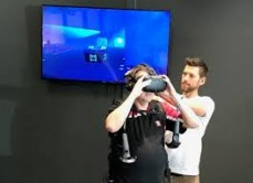 Fantastic Experience Of Virtual World