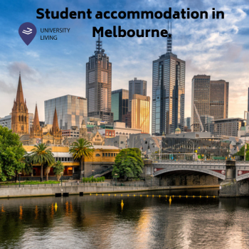 student accommodation in Melbourne