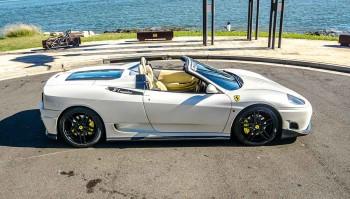Ferrari car hire sydney