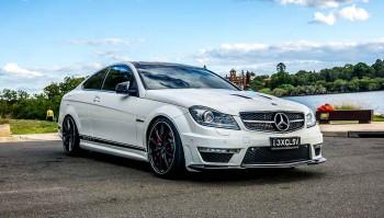 Mercedes Wedding Car Hire Sydney