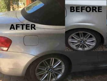 Mobile paintless dent removal sydney - Mobile car dent removal sydney