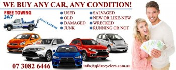Qld Car Recyclers Brisbane – tow car for cash & Scrap Metal