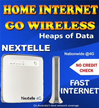 WIRELESS INTERNET - MOVE WITH THE INTERN