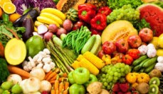 Wholesale fresh produce delivery