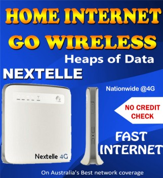 HOME INTERNET – WIRELESS !!!!