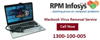 For easy MacBook Virus Removal contact r
