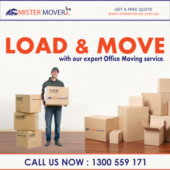 Furniture Removalists Melbourne | Mister Mover