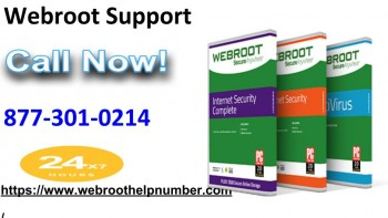 Webroot Support For USA 8773010214