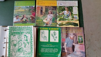 Earth Garden Magazines