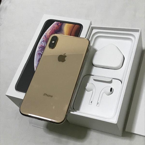 Apple Iphone Xs Mas 256GB Gold