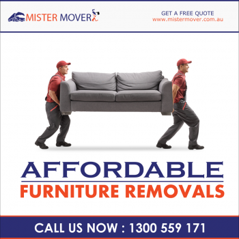 Melbourne Packer and Mover | Mister Mover
