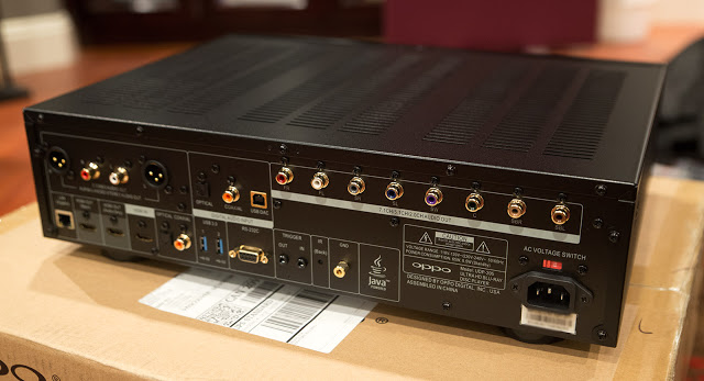 Am selling my  Used OPPO UDP-205 4k Blu-