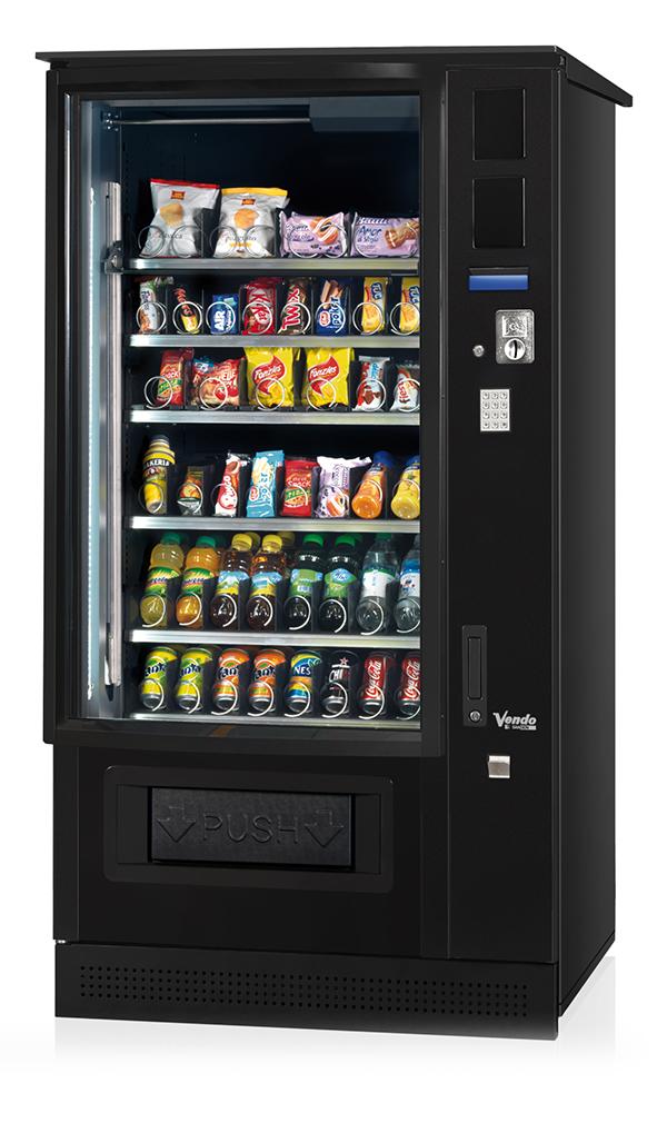 Snack Combo Vending Machine in Brisbane