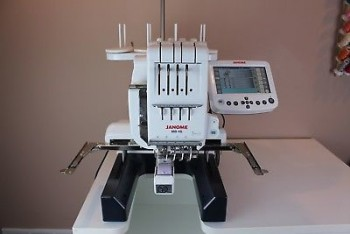 Janome MB-4S Four Needle Embroidery