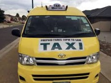 For late night airport drops, contact Yellow Maxi Taxi