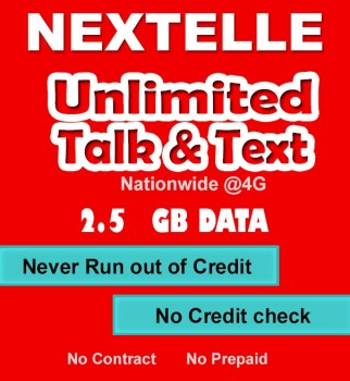 UNLIMITED NEXTELLE MOBILE PLAN Unlimited
