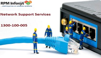 The Best Network Support! It's Here at RPM Infosys