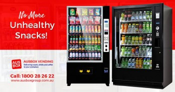 Top-Notch Vending Machines For Sale in M