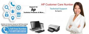 HP Customer Care Number USA@ +1 877 301