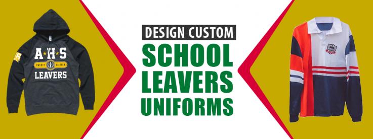 Custom School Leavers Uniforms Australia