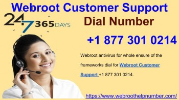 Dial 8773010214 Webroot Costomer Support