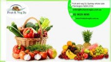 Fruit and vegetable delivery
