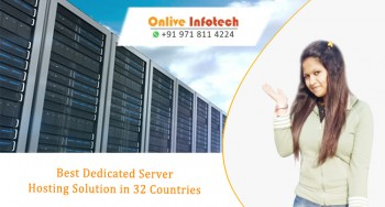 OnliveInfotechLLP - Dedicated Server