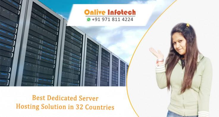 OnliveInfotechLLP - Dedicated Server