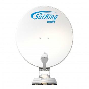 Best Caravan Satellite Dish- SatKing Orb