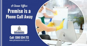 Highly-Reputed Office Cleaning Service in Sydney
