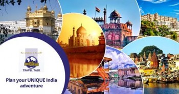 Discover Customised Holiday Packages to India