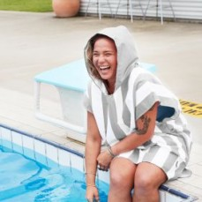 Shop Our Soft Hooded Beach Poncho Towel