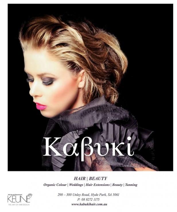 Kabuki Hair