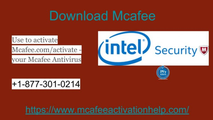Refer to Mcafee  ...